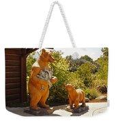 Bears At Taprock Weekender Tote Bag