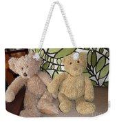 Beary Best Friends Weekender Tote Bag
