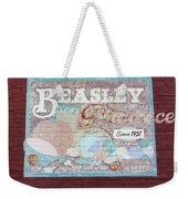 Beasley Produce Since 1931 Weekender Tote Bag