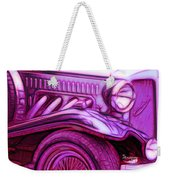 Beauford Classic Tourer Weekender Tote Bag