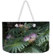 Beautiful Alabama Mimosa Silk Tree Weekender Tote Bag