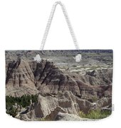 Beautiful Badlands Weekender Tote Bag