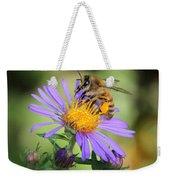 Beautiful Bee Weekender Tote Bag