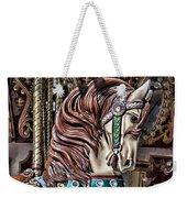 Beautiful Carousel Horse Weekender Tote Bag
