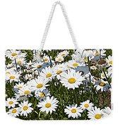 Beautiful Daisies Weekender Tote Bag