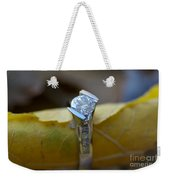 Beautiful Engagement One Weekender Tote Bag