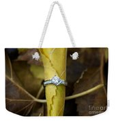 Beautiful Engagement Three Weekender Tote Bag