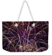 Beautiful Fireworks Weekender Tote Bag