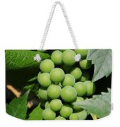 Beautiful Grapes Weekender Tote Bag