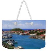 Beautiful Gustavia Weekender Tote Bag