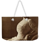 Beautiful Lady In 1880 Weekender Tote Bag