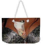 Beautiful Money Box Weekender Tote Bag