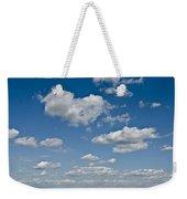 Beautiful Skies Weekender Tote Bag
