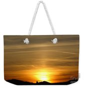 Beautiful Sunset 6.  2012 Weekender Tote Bag