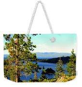 Beautiful Tahoe Weekender Tote Bag