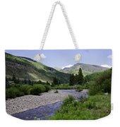 Beautiful Vail - Colorado Weekender Tote Bag