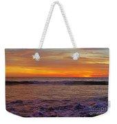 Beautiful Waves Weekender Tote Bag