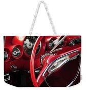 Beautiful Wheels Weekender Tote Bag