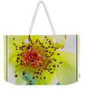 Beautifully Withered Weekender Tote Bag