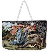 Beauty & The Beast, 1891 Weekender Tote Bag