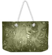 Beauty Cast In Stone Weekender Tote Bag