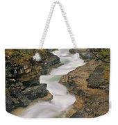Beauty Creek, Banff National Park Weekender Tote Bag