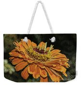 Beauty In Orange Petals Weekender Tote Bag