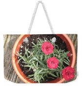 Beauty In Sun After A Rain Shower Weekender Tote Bag