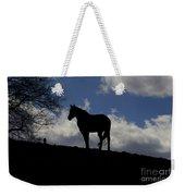 Beauty In The Wind Weekender Tote Bag