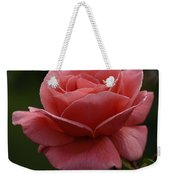 Beauty Of A Rose Weekender Tote Bag