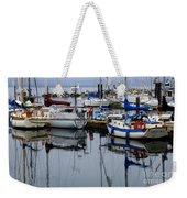 Beauty Of Boats Weekender Tote Bag