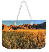Beauty Of The Badlands Weekender Tote Bag