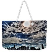 Beauty Of The Morning Sky Weekender Tote Bag