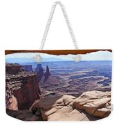 Beauty Through An Arch Weekender Tote Bag