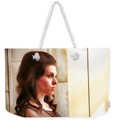 Beauty Two Weekender Tote Bag
