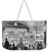 Beaux Arts Ball, 1861 Weekender Tote Bag