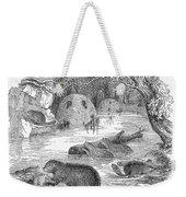 Beavers Weekender Tote Bag
