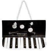 Beckwith Organ 2 Weekender Tote Bag
