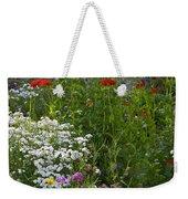 Bed Of Flowers Weekender Tote Bag