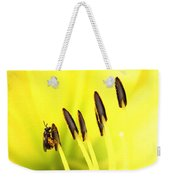 Bee A Little Different Weekender Tote Bag