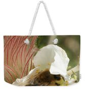 Bee Break Weekender Tote Bag