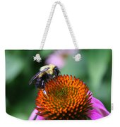 Bee-ing Happy Weekender Tote Bag