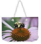 Bee Resting Squared Weekender Tote Bag