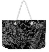 Beech Tree Digital Art Weekender Tote Bag