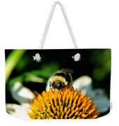 Beeing Healthy With Echinacea Pow Wow Weekender Tote Bag