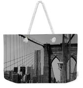 Beekman Tower Weekender Tote Bag