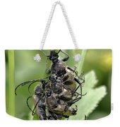 Beetle Mania Weekender Tote Bag