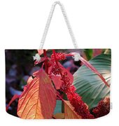 Before The Frost Weekender Tote Bag