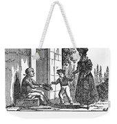 Beggar, C1830 Weekender Tote Bag