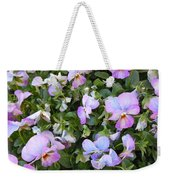 Begonias In Bloom Weekender Tote Bag